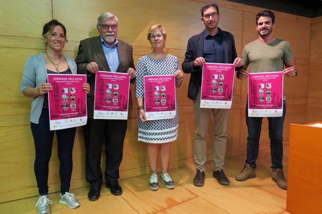 Lleida promociona l'esport adaptat amb una jornada aquest dissabte a la plaça de Sant Joan