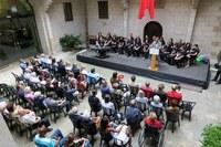 L'Associació Antisida de Lleida recorda les víctimes de la malaltia