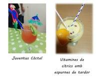 Resultat del Concurs de còctels sense alcohol en motiu del Dia Mundial sense Alcohol