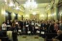 L'Ajuntament de Lleida reconeix a 23 empreses que col·laboraren amb entitats socials de la ciutat