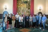 """Lleida acull la segona reunió de treball del projecte europeu """"Growing Together"""""""
