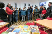 """Nova exposició a la Saleta de la Panera amb el projecte """"Vida Activa!"""""""