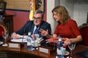 Àngel Ros reivindica davant del Senat reconeixement i recursos per als serveis d'Educació que presten els ajuntaments