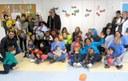 "Els infants i les famílies del servei Materno Infantil ""Lo Marraco"" celebren el Carnaval"