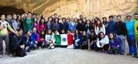 Sortida a la Serra de Guara amb l'Agenda Jove de la Paeria